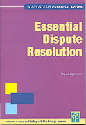 Cover of Australian Essential Dispute Resolution