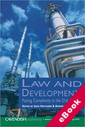 Cover of Law and Development: Facing Complexity in the 21st Century (eBook)