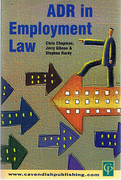 Cover of ADR in Employment Law