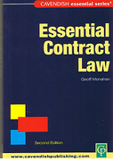 Cover of Australian Essential Contract Law