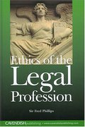 Cover of Ethics of the Legal Profession