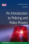 Cover of An Introduction to Policing and Police Powers