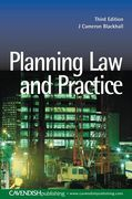 Cover of Planning Law and Practice