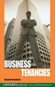 Cover of Business Tenancies