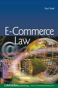Cover of E-Commerce Law