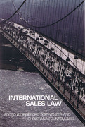 Cover of International Sales Law