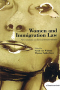 Cover of Women and Immigration Law: New Variations on Classical Feminist Themes