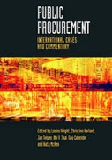 Cover of Public Procurement: International Cases and Commentary
