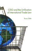 Cover of CISG and the Unification of International Trade Law