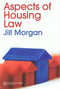 Cover of Aspects of Housing Law