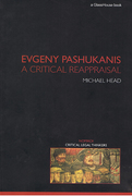 Cover of Evgeny Pashukanis: A Critical Reappraisal