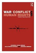 Cover of War, Conflict and Human Rights