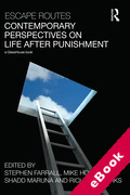 Cover of Escape Routes: Contemporary Perspectives on Life after Punishment (eBook)