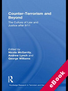 Cover of Counter-Terrorism and Beyond: The Culture of Law and Justice After 9/11 (eBook)