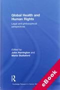Cover of Global Health and Human Rights: Legal and Philosophical Perspectives (eBook)