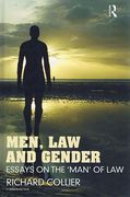 Cover of Men, Law and Gender: Essays on the 'Man' of Law