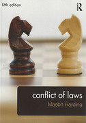 Cover of Conflict of Laws