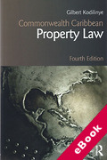 Cover of Commonwealth Caribbean Property Law (eBook)