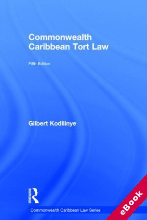 Commonwealth Caribbean Law And Legal Systems Pdf