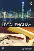 Cover of Legal English