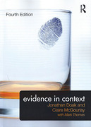 Cover of Evidence in Context