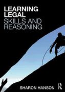 Cover of Learning Legal Skills and Reasoning