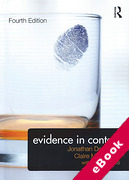 Cover of Evidence in Context (eBook)