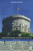 Cover of Constitutional History of the UK