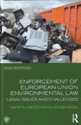 Cover of Enforcement of European Union Environmental Law