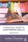 Cover of A Practical Guide to Lawyering Skills
