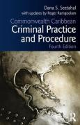 Cover of Commonwealth Caribbean Criminal Practice and Procedure