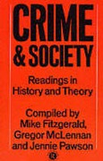Cover of Crime & Society: Readings in History and Theory