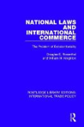 Cover of National Laws and International Commerce: The Problem of Extraterritoriality
