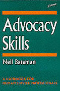 Cover of Advocacy Skills: A Handbook for Human Service Professionals