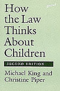 Cover of How the Law Thinks About Children