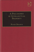 Cover of A Philosophy of Intellectual Property