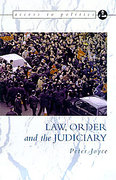 Cover of Law, Order and the Judiciary
