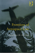 Cover of Frontiers of Aerospace Law (eBook)