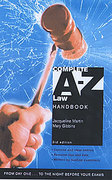 Cover of Complete A-Z Law Handbook