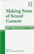 Cover of Making Sense of Sexual Consent