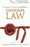 Cover of Key Facts: Consumer Law