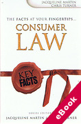 Cover of Key Facts: Consumer Law (eBook)