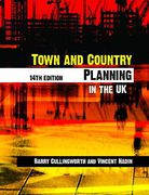 Cover of Town and Country Planning in the UK