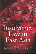 Cover of Insolvency Law in East Asia