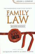 Cover of Key Facts: Family Law