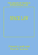 Cover of Space Law