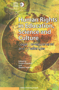 Cover of Human Rights in Education, Science and Culture:  Legal Developments and Challenges