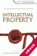 Cover of Key Facts: Intellectual Property Law (eBook)