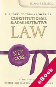 Cover of Key Cases: Constitutional and Administrative Law  (eBook)