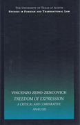 Cover of Freedom of Expression: A Critical and Comparative Analysis